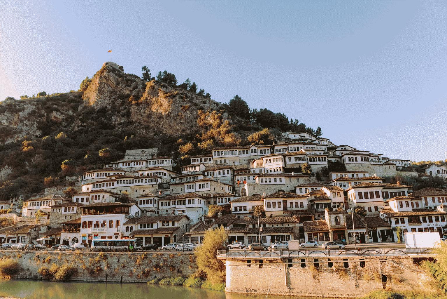 Green Coast Albania City of Berat