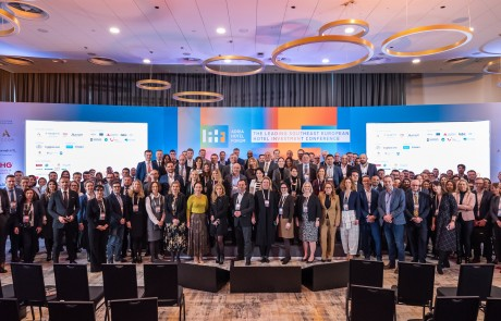 Balfin Group and Green Coast - at the Adria Forum Conference, Zagreb 2